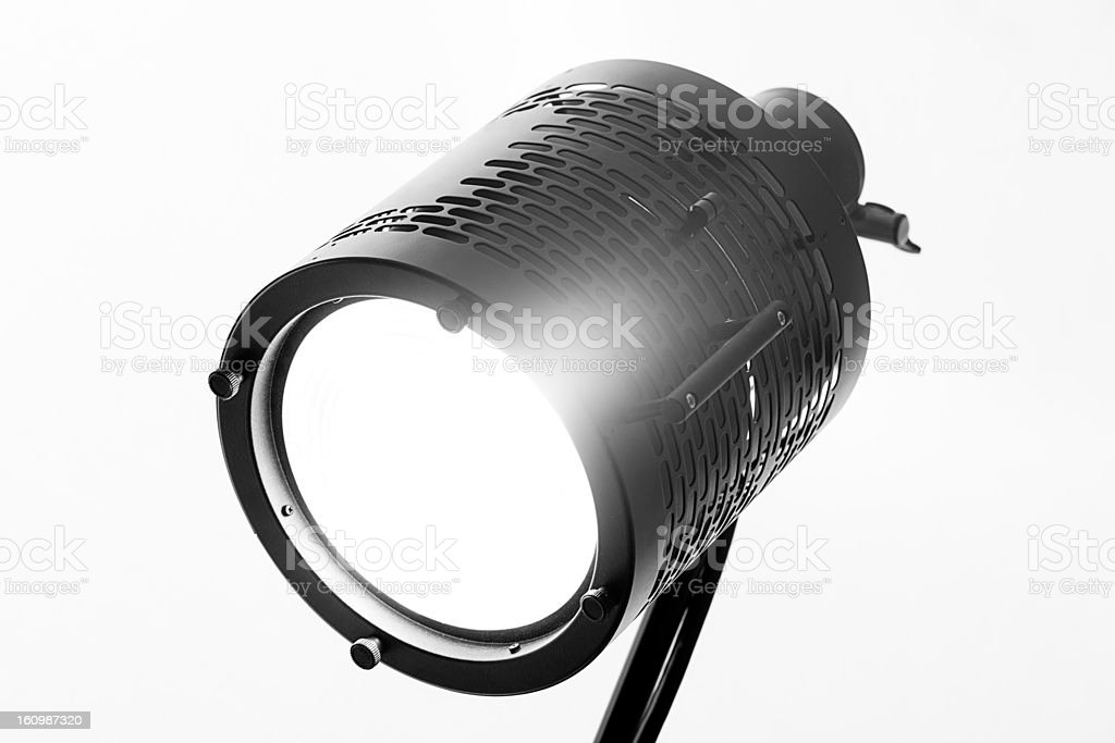 Fresnel royalty-free stock photo
