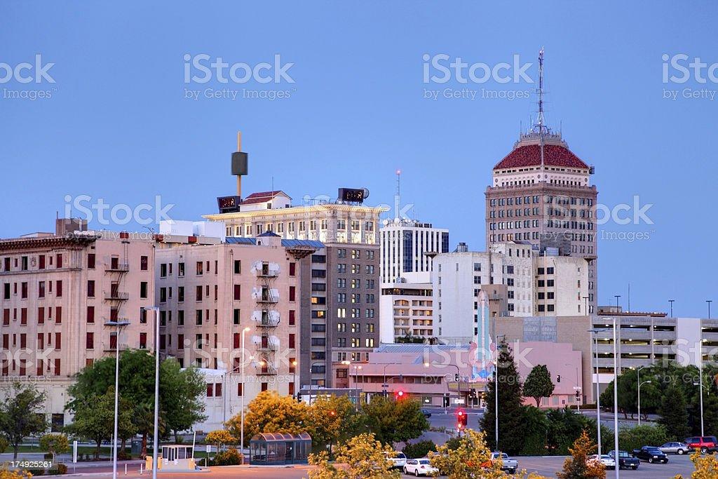 Fresno, California stock photo