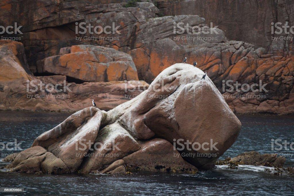 Freycinet National Park stock photo