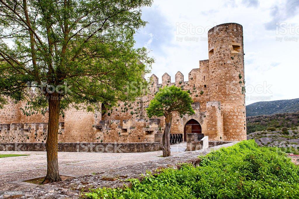 Frias. Burgos. Castilla and Leon. Spain stock photo