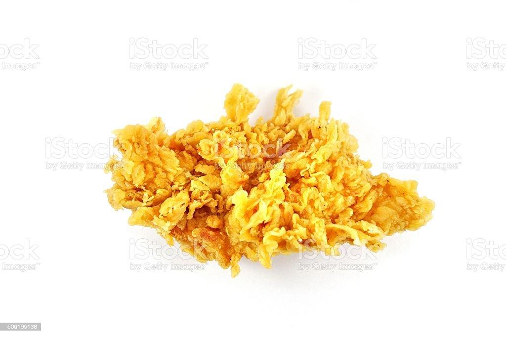 Fried Chicken Strip stock photo