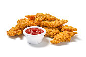 Fried Chicken Strips