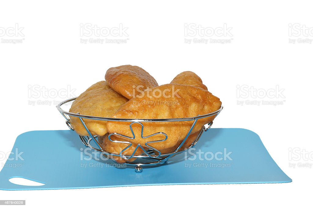 fried pies royalty-free stock photo