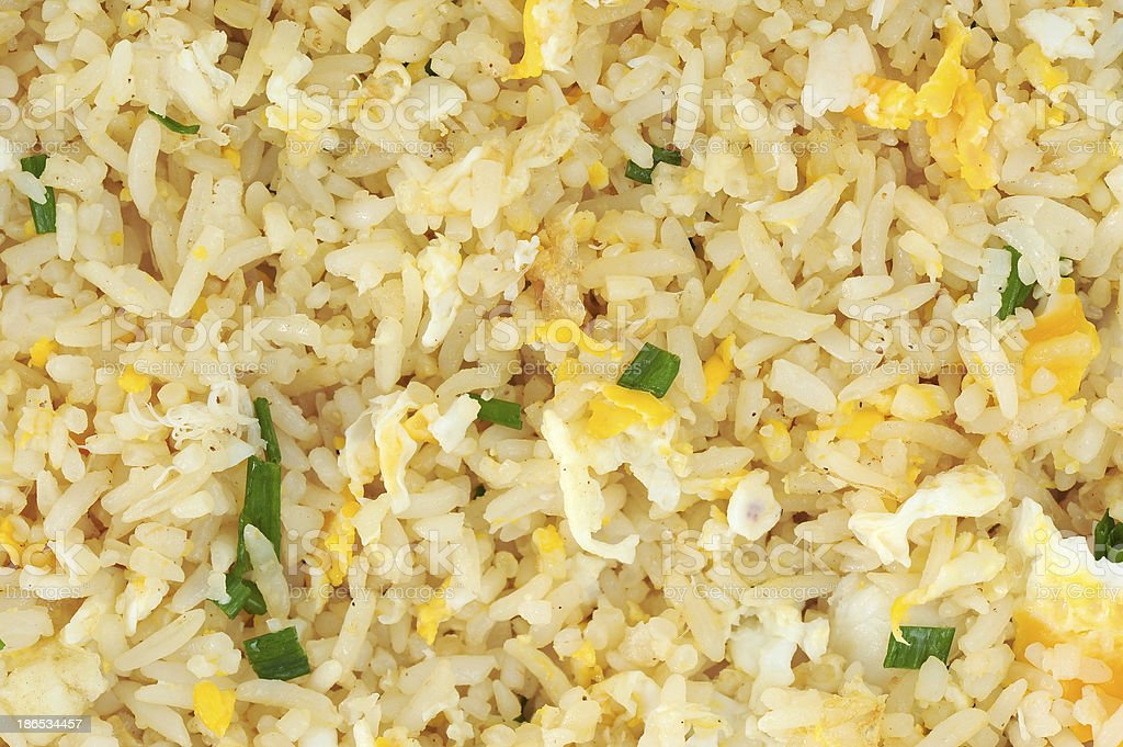 Fried Rice royalty-free stock photo