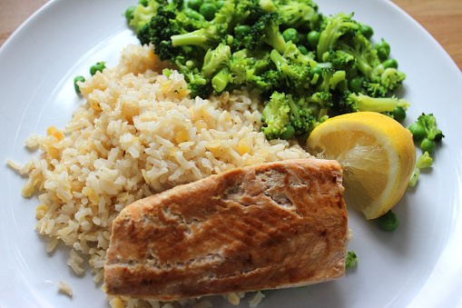 Fish and broccoli diet pictures images and stock photos for Fish and broccoli diet