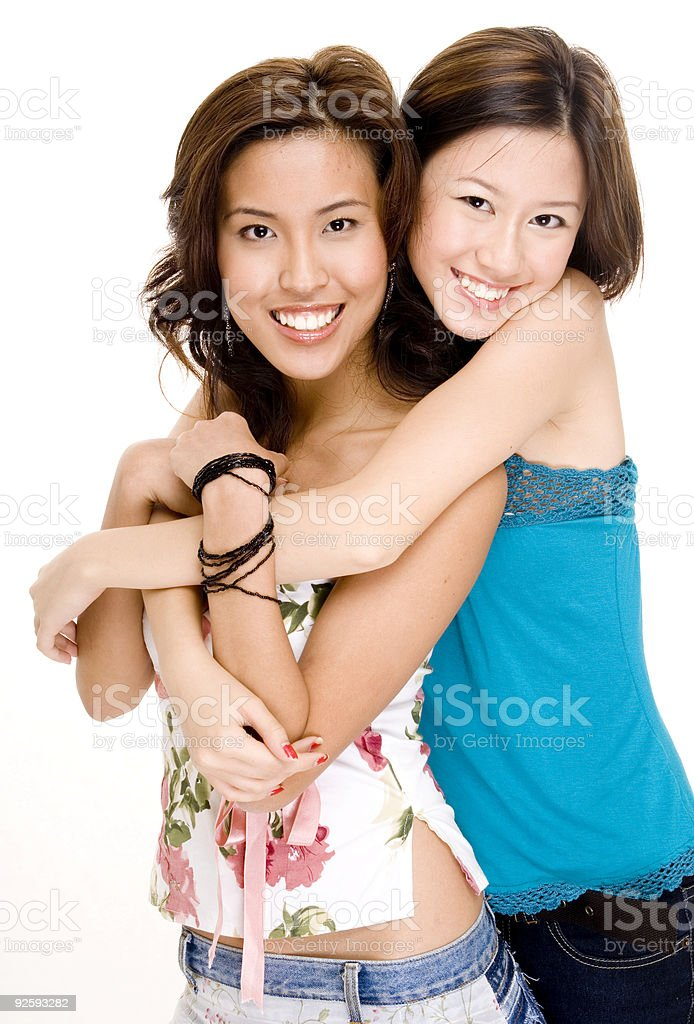 Friends 1 royalty-free stock photo