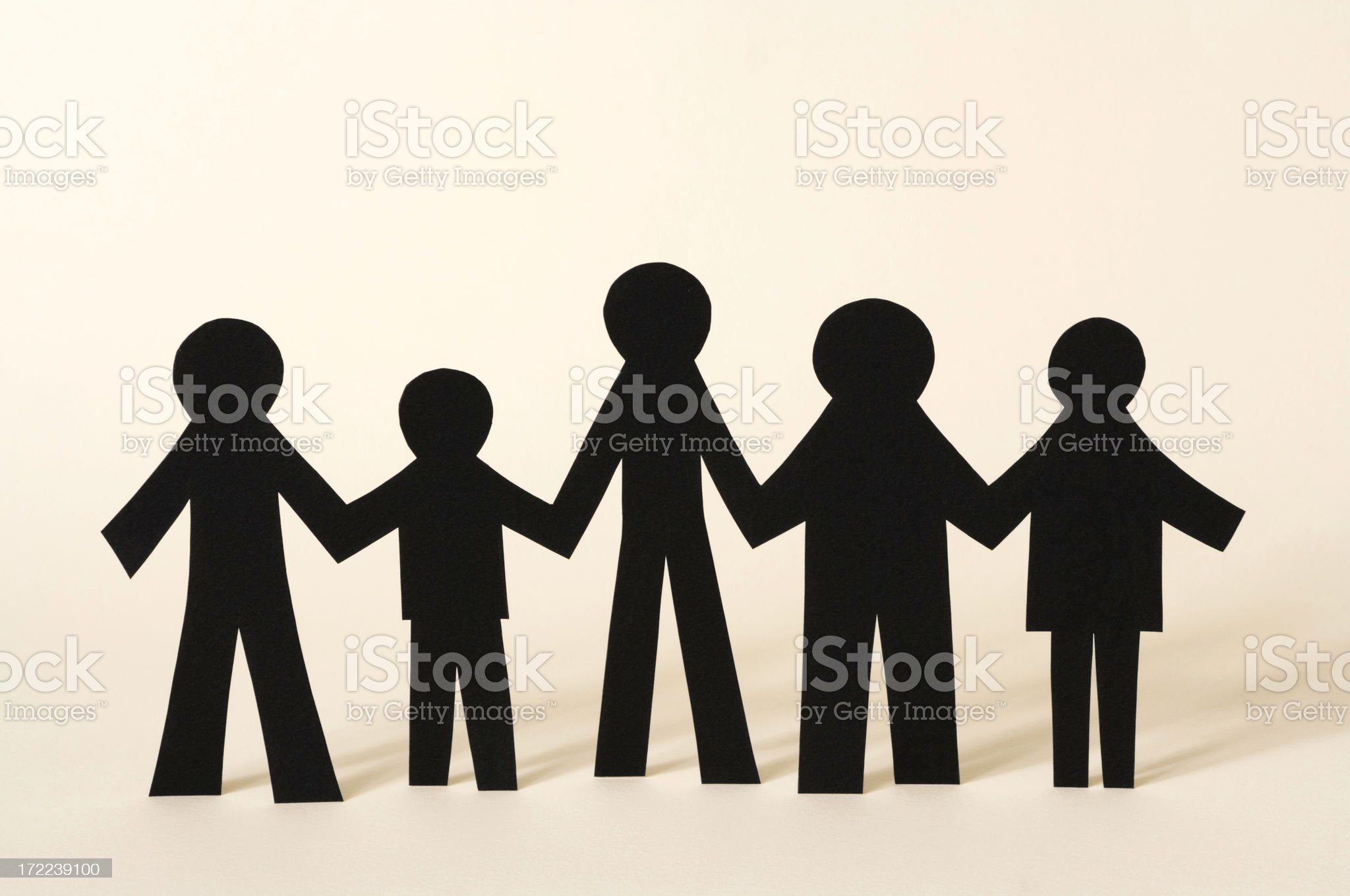 Friends... royalty-free stock photo