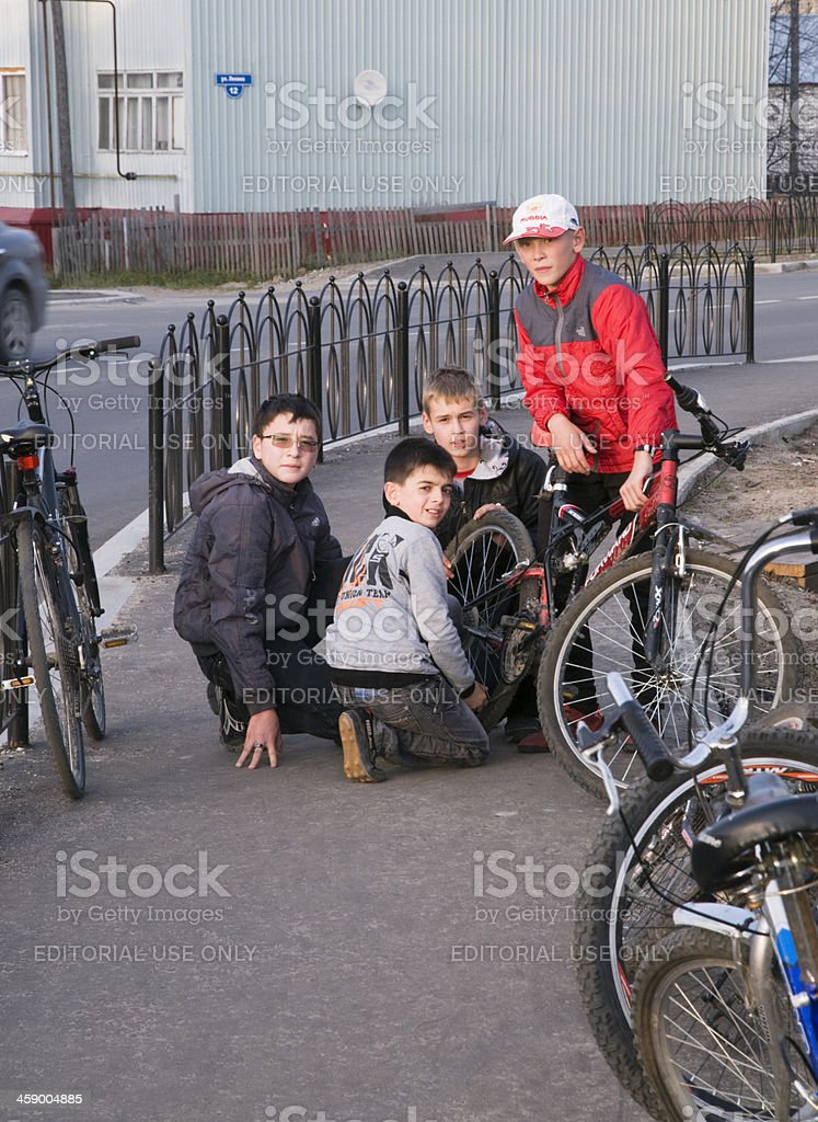Friends. royalty-free stock photo