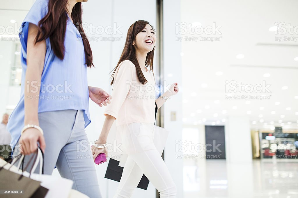 Friends Shop in Hong Kong stock photo