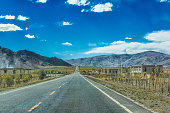 Friendship highway, the link between Tibet and Nepal