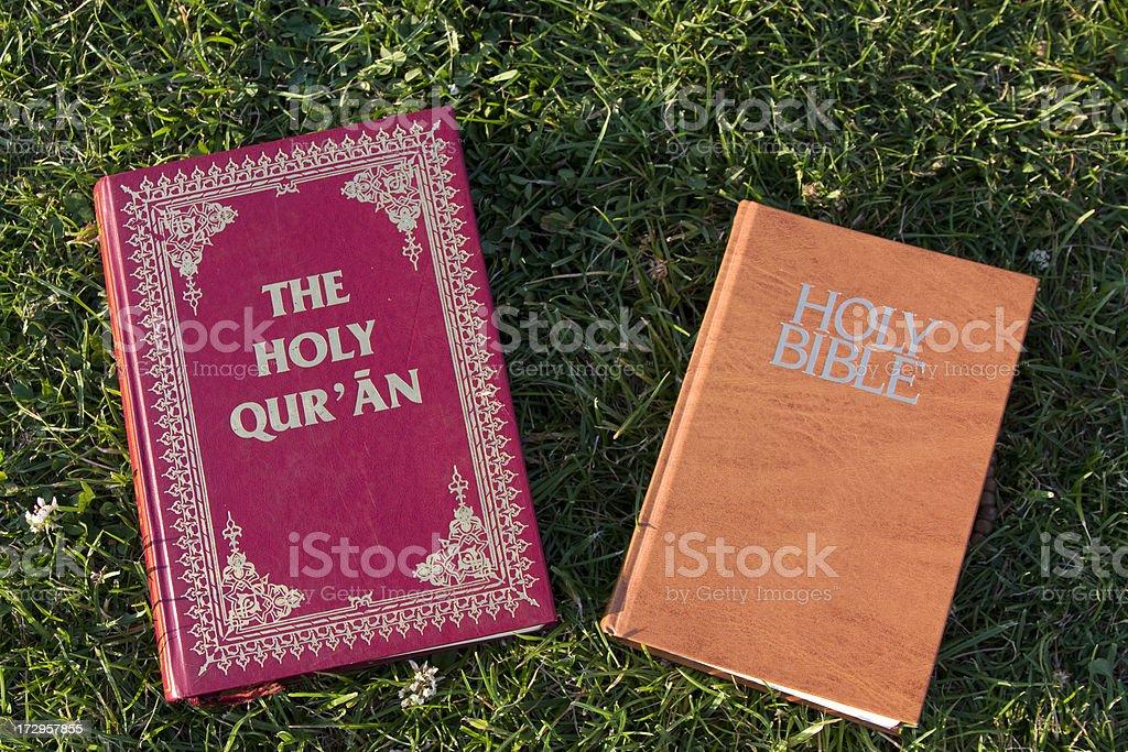 Friendship of Religions stock photo