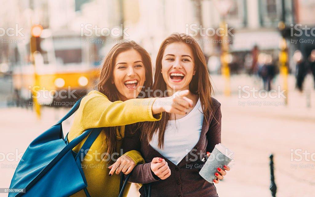 Friendship stock photo