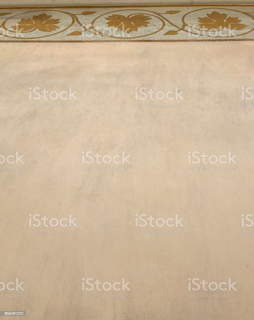 Frieze stock photo