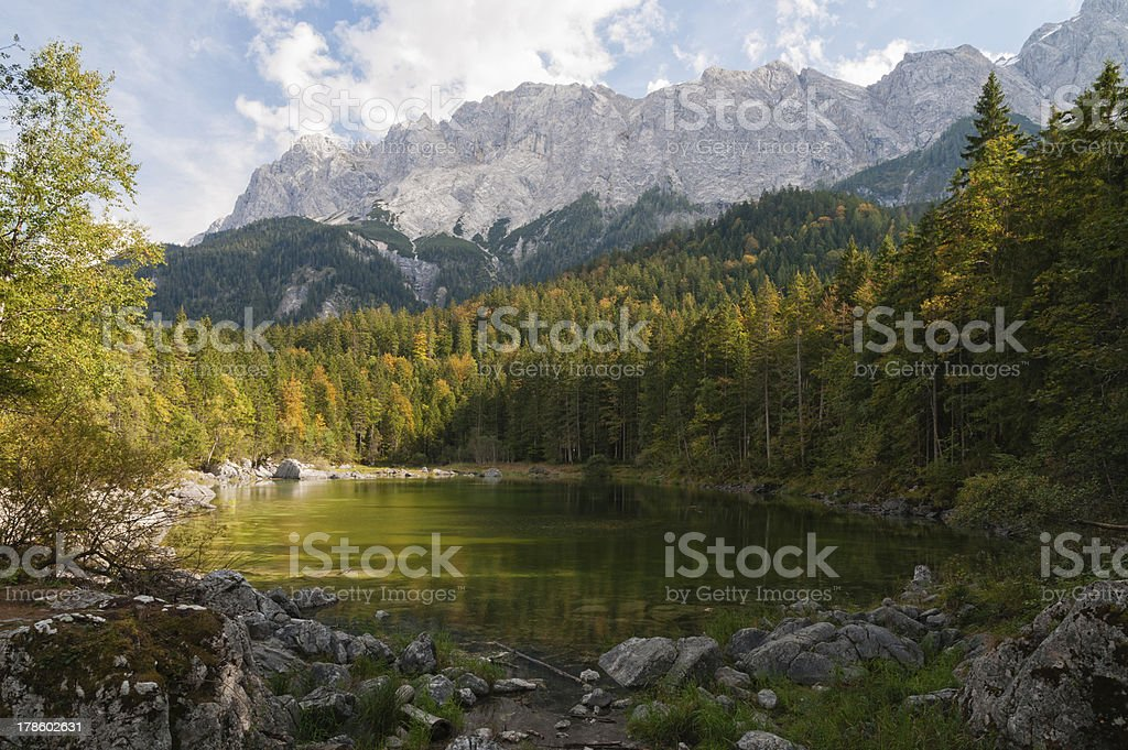 Frillensee royalty-free stock photo