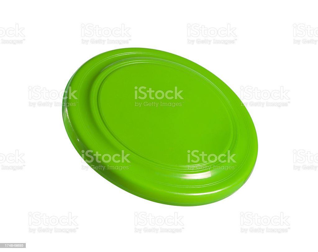 Frisbee (Click for more) royalty-free stock photo