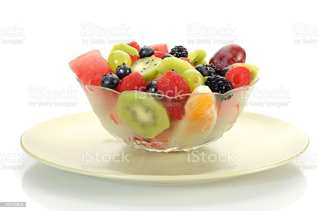 Friut Salad royalty-free stock photo