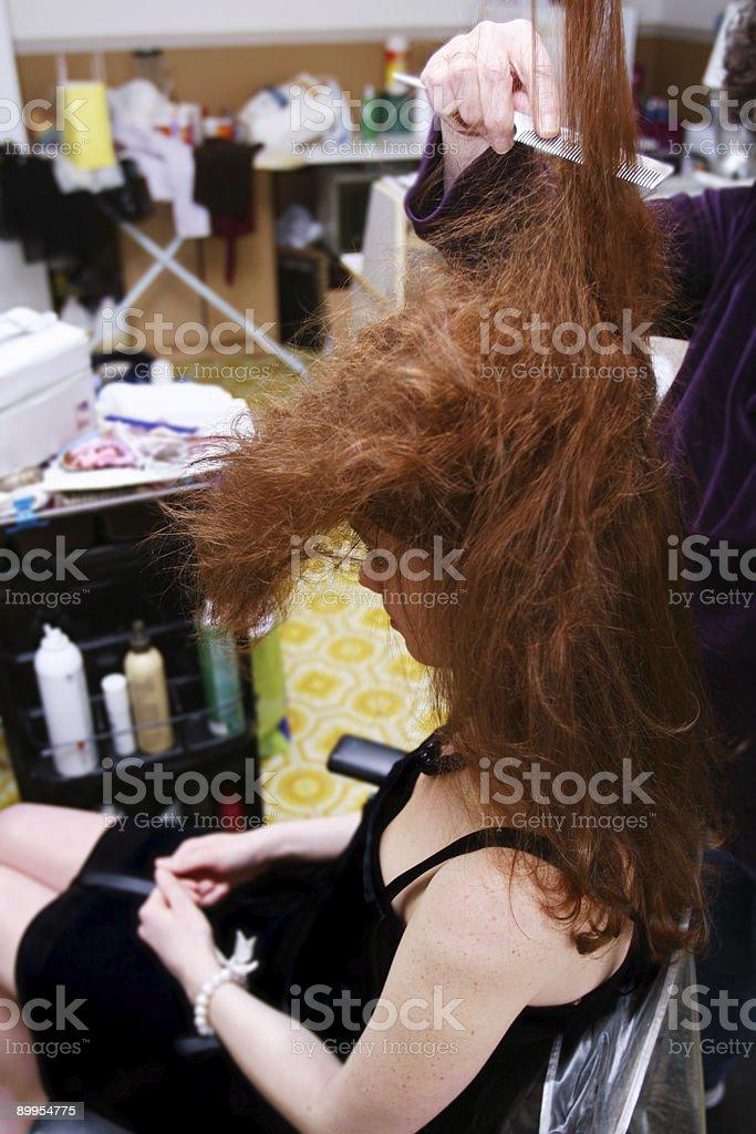 Frizz stock photo