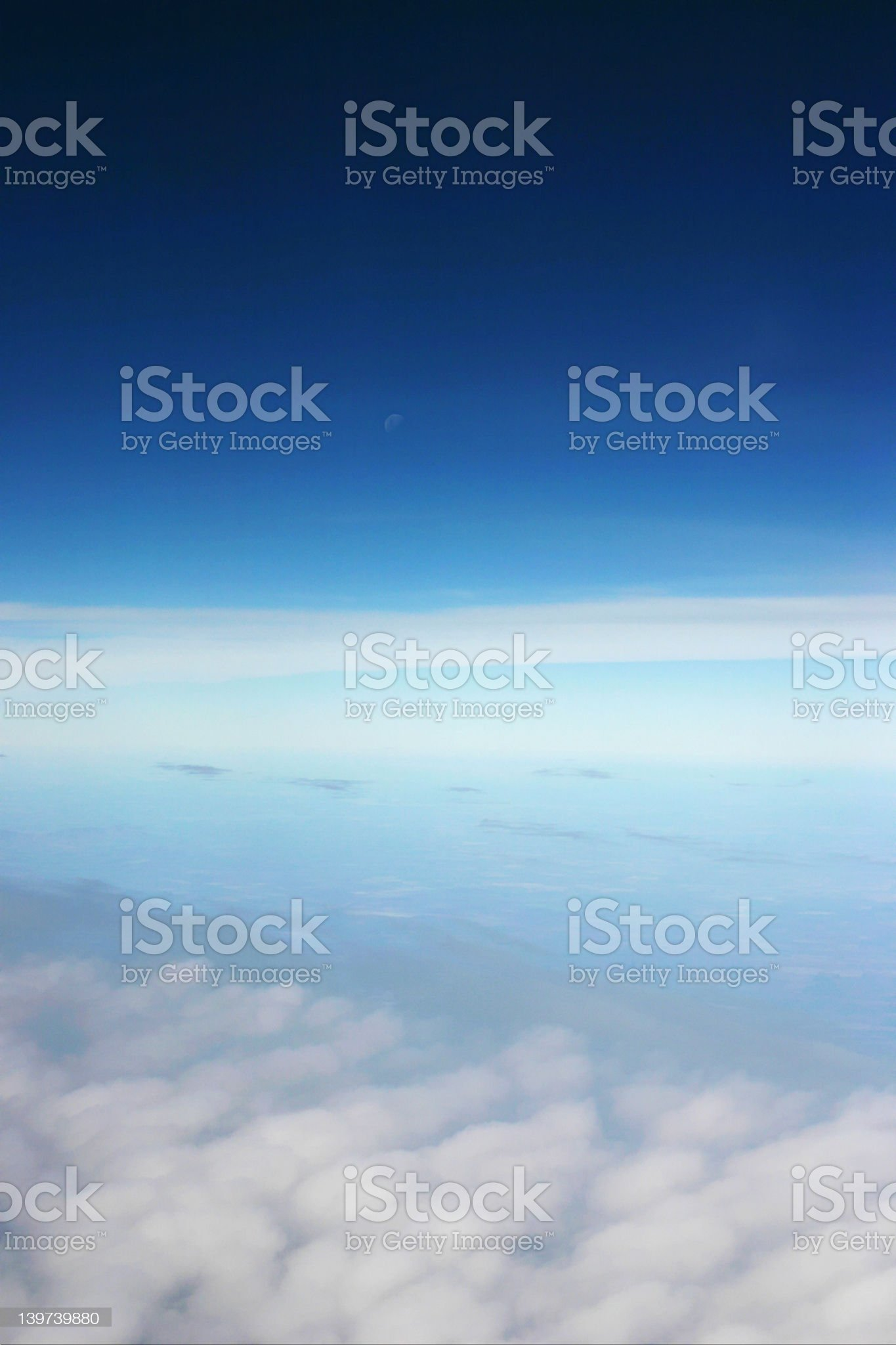 From heaven royalty-free stock photo