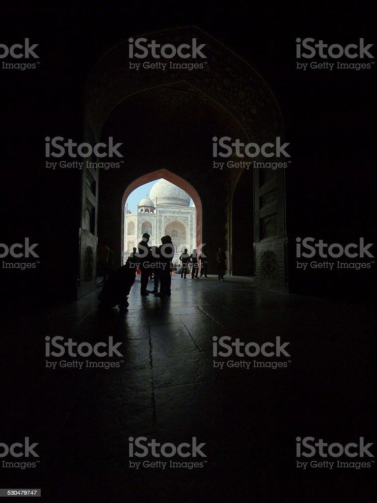 From Shadow to Taj Mahal stock photo