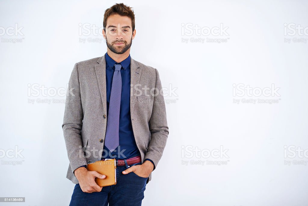 From style to success... stock photo