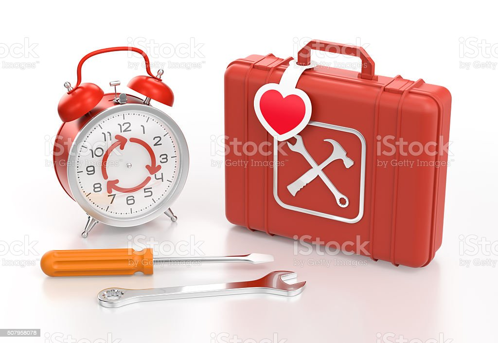 From Technical Service With Love :) stock photo