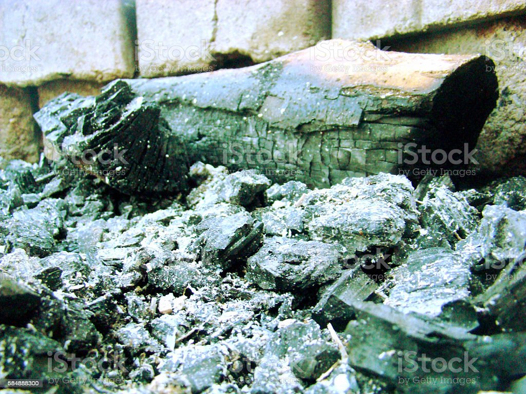 From the ashes royalty-free stock photo