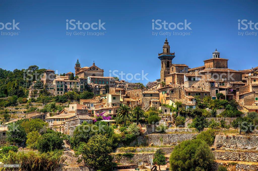 From Valldemossa, Majorca stock photo