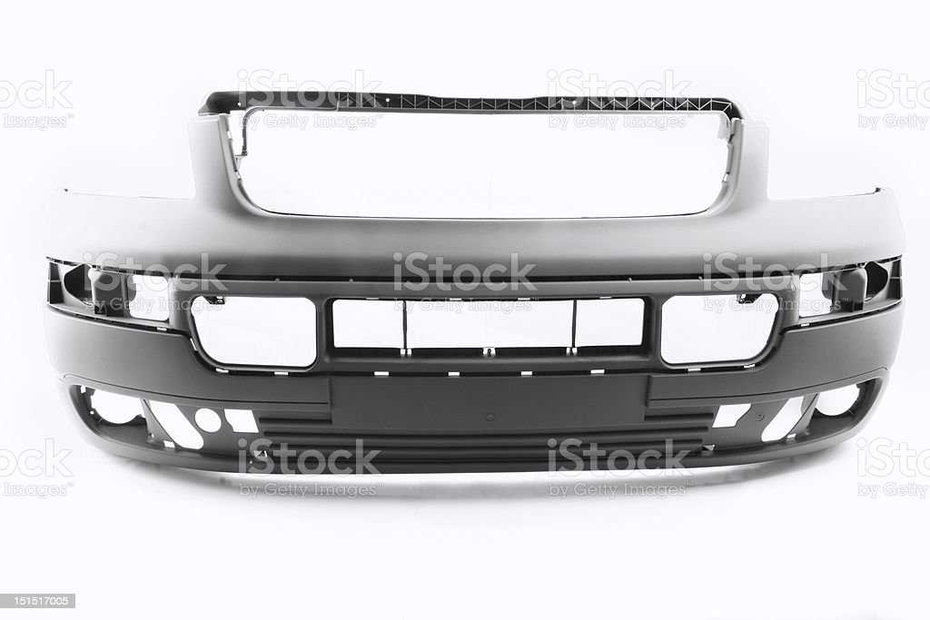 front bumper stock photo