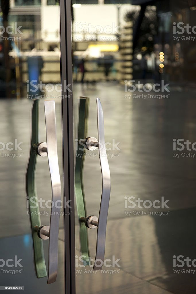 Front Entry stock photo