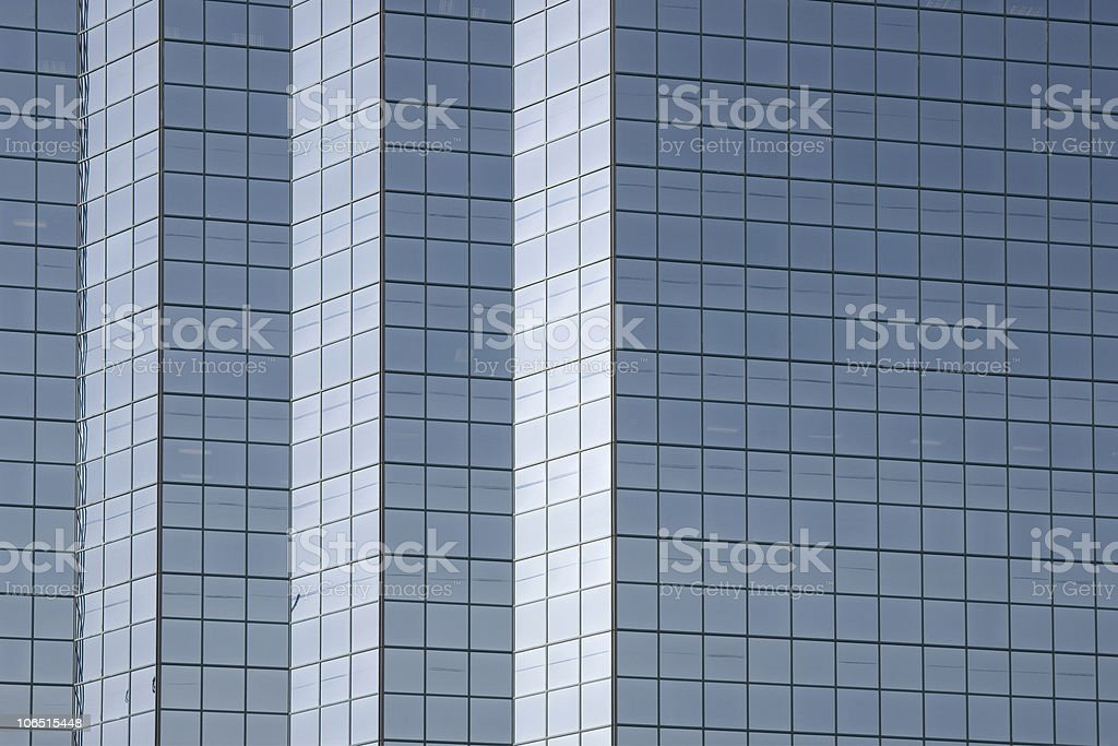 Front of Business Tower royalty-free stock photo