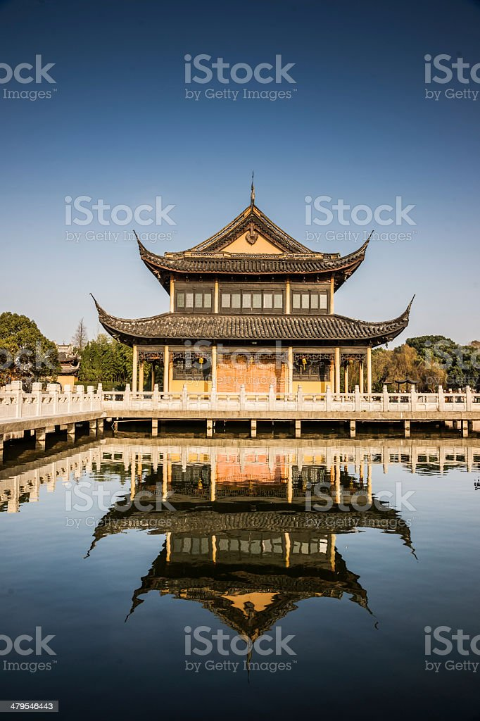 Frontiers of  Architecture and Civil Engineering in China stock photo