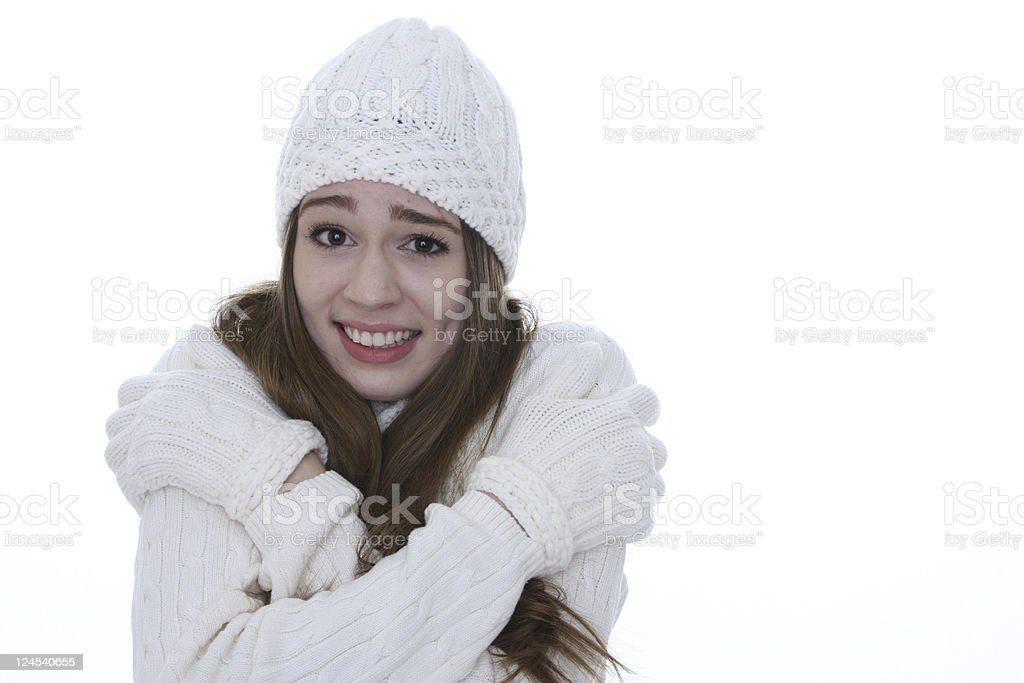 frostbite stock photo