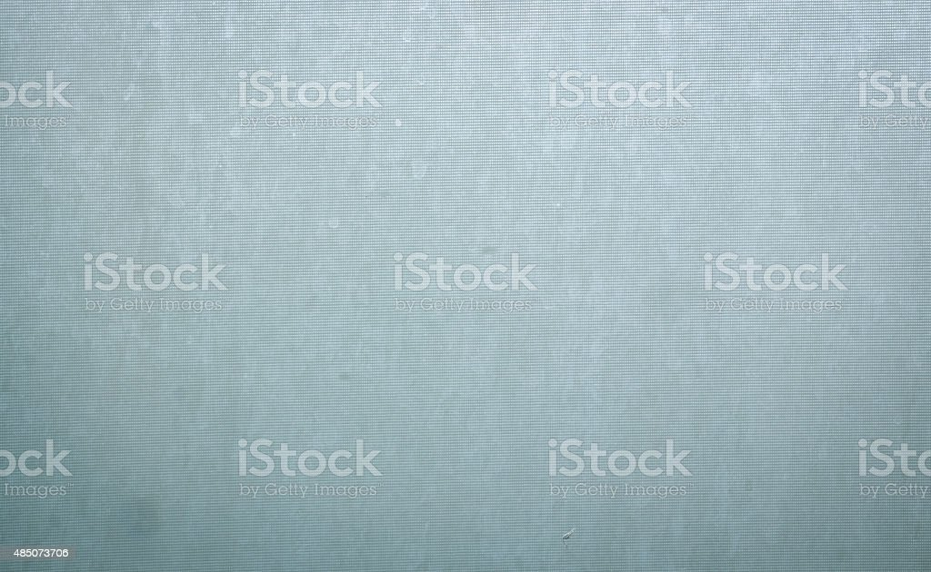 Frosted glass texture background stock photo