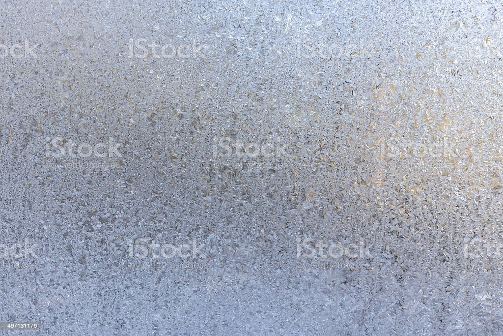 Frosted glass texture. stock photo