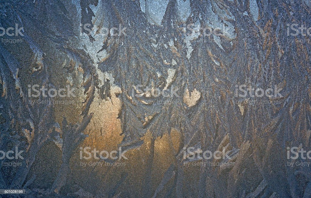 Frosting royalty-free stock photo
