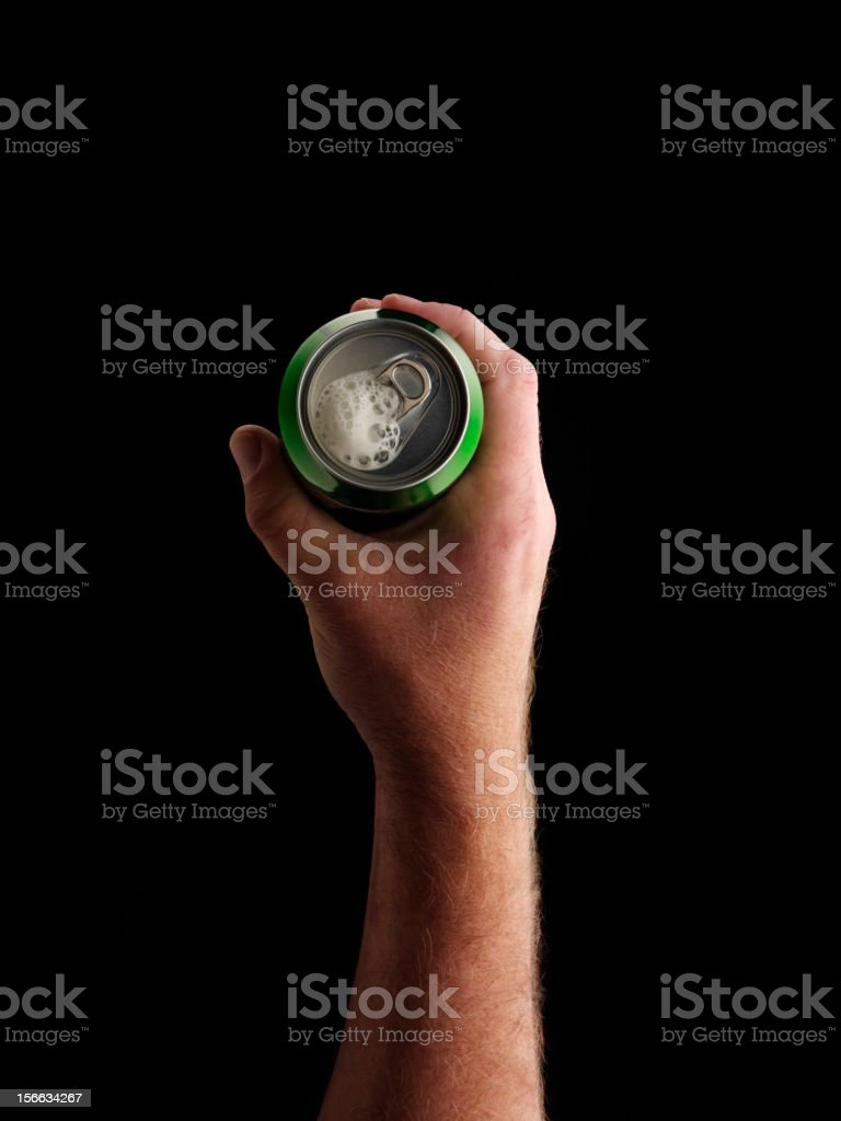Frothy Drink stock photo