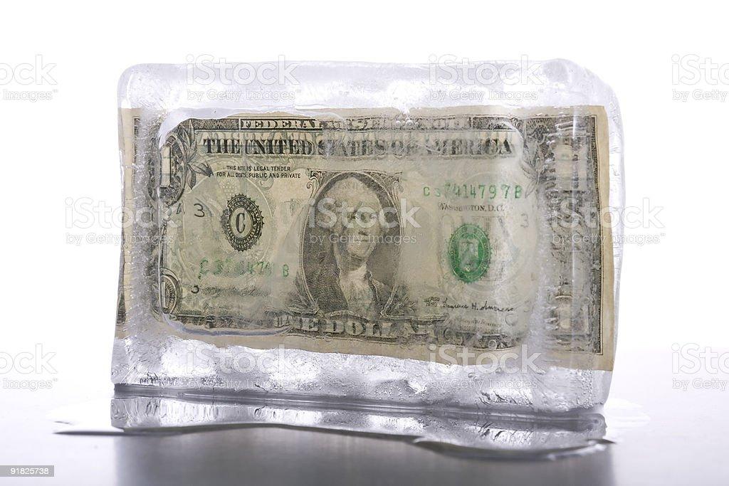 Замороженных активы Стоковые фото Стоковая фотография