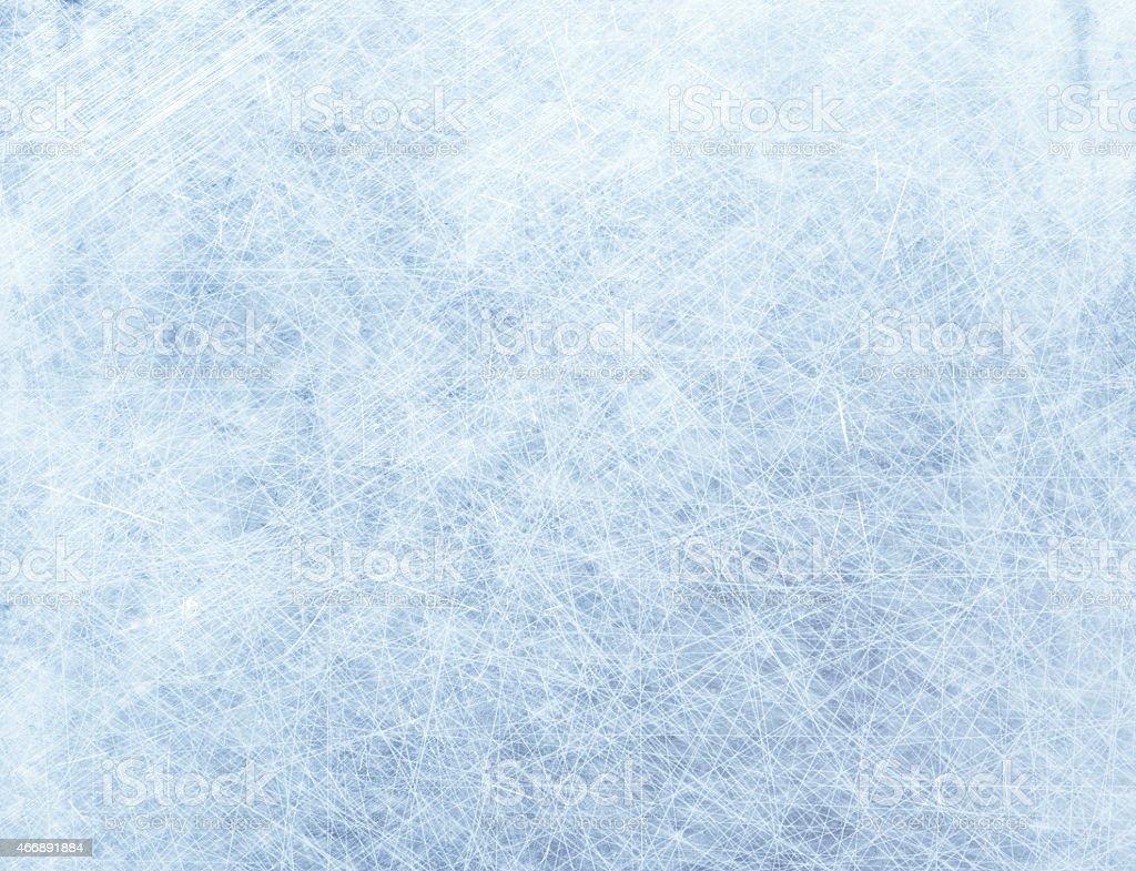 Frozen ice texture stock photo