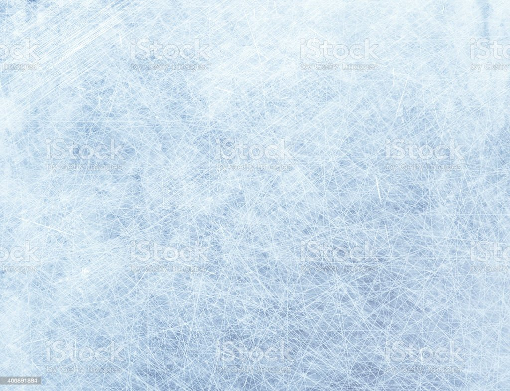 Frozen ice texture stock photo