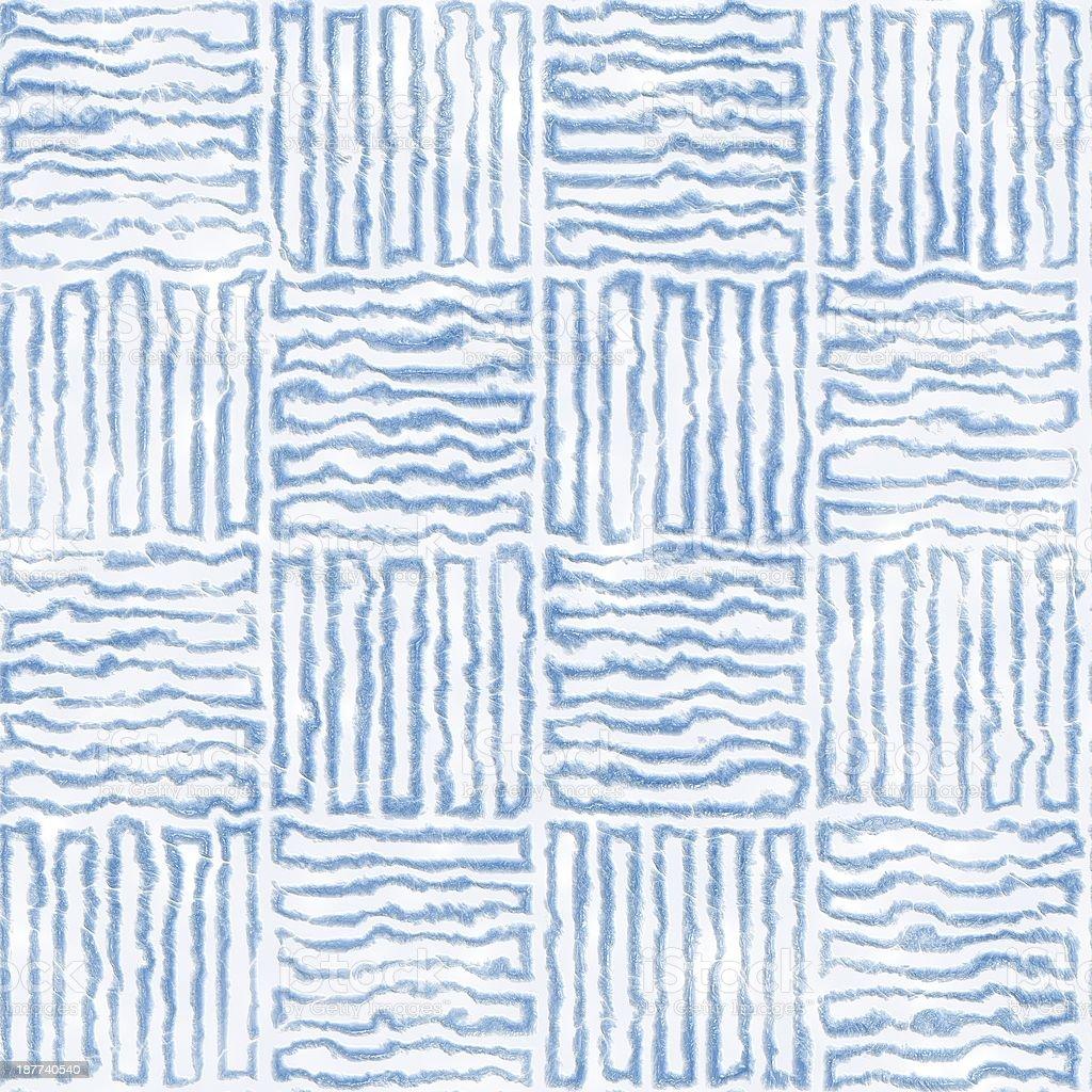 Frozen pattern. Seamless background. royalty-free stock photo