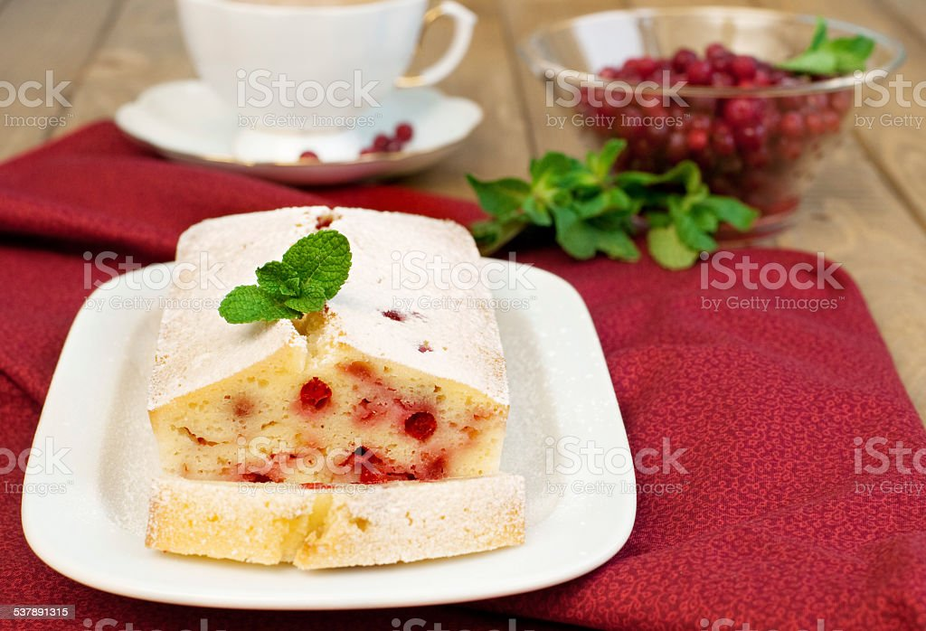 Gâteau aux fruits photo libre de droits
