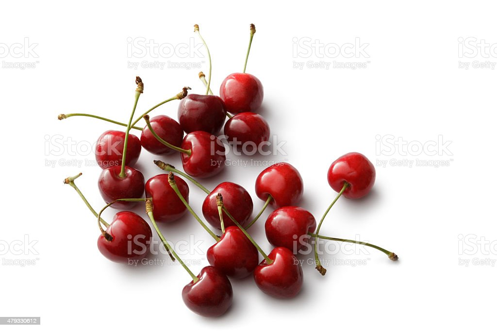 Fruit: Cherry stock photo