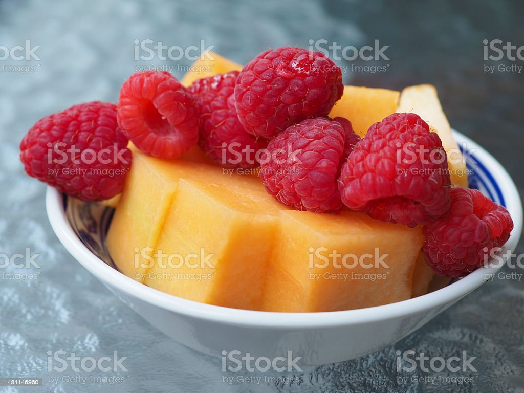 Fruit Cup stock photo