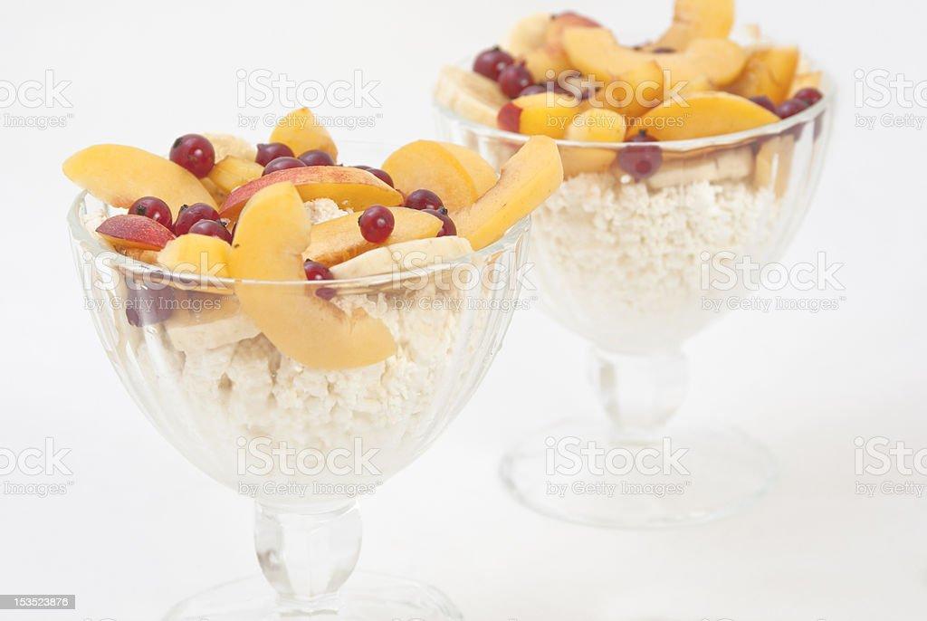 Fruit Dessert royalty-free stock photo