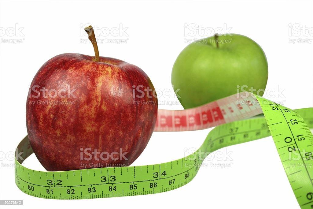 Fruit Diet royalty-free stock photo
