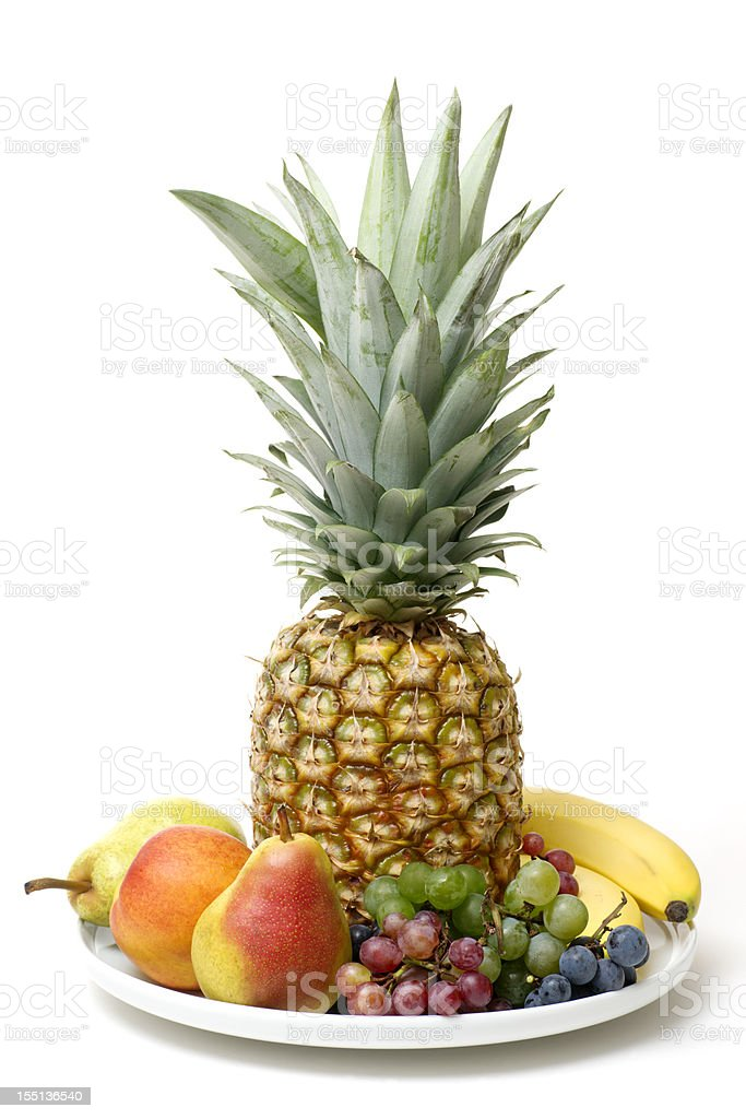 Fruit Dish royalty-free stock photo