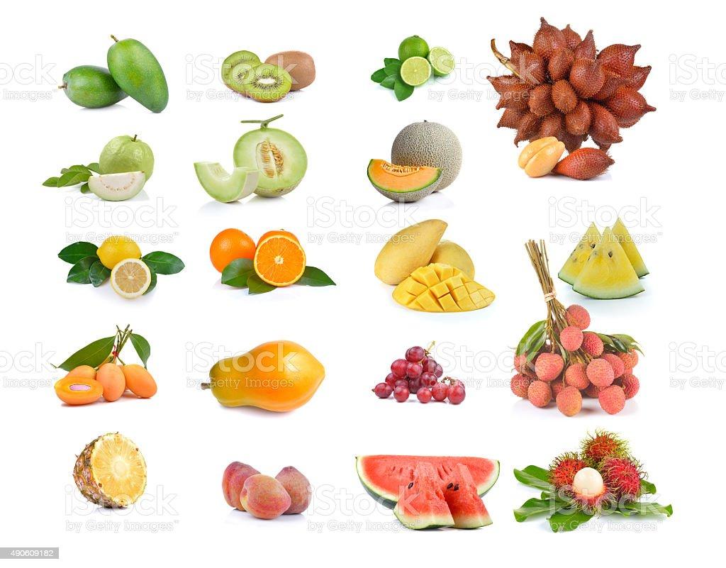 Zdrowe jedzenie owoców dla zbiór zdjęć royalty-free