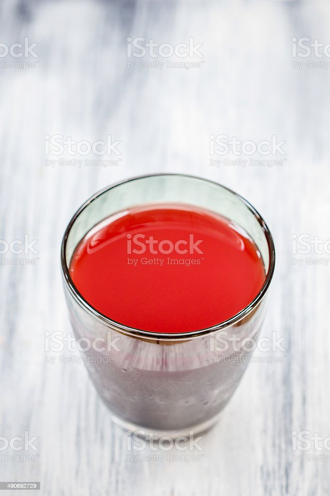fruit juice and vegetable royalty-free stock photo