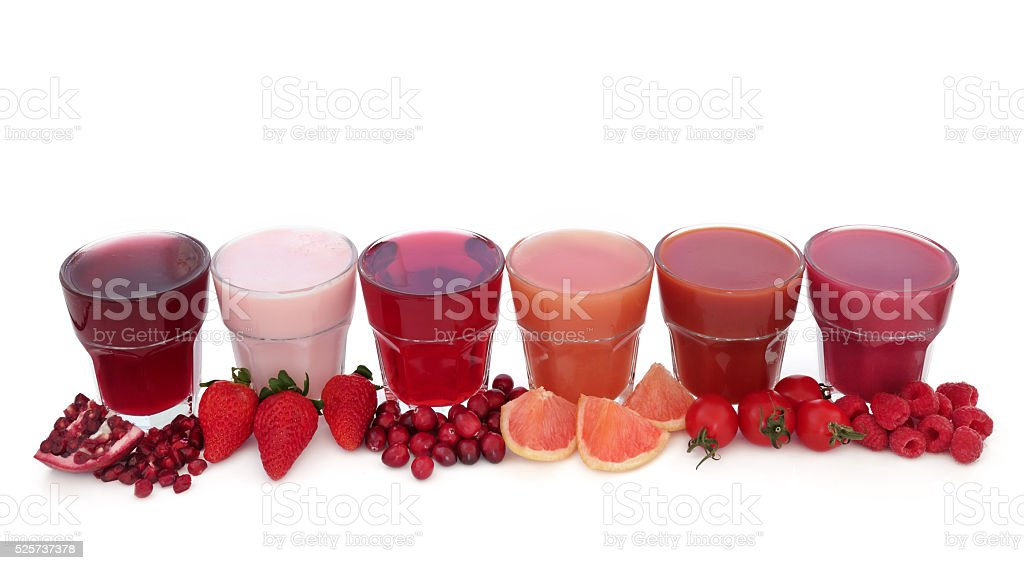 Fruit Juice Health Drinks stock photo