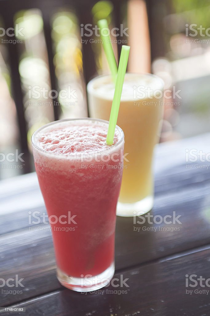Fruit Juices stock photo